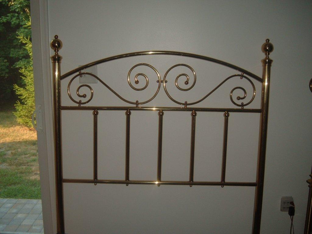 Jb Ross Brass Bed For Sale Antiques Com Classifieds